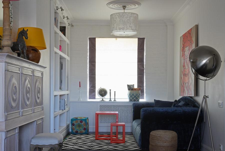 дизайн квартиры 73 м²
